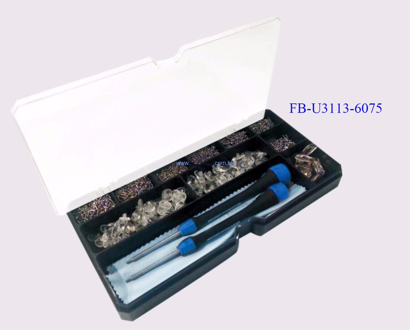 FB-U3113-6075   Screw Drivers Tools set